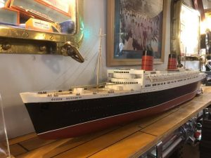 New Model of The Great RMS Queen Elizabeth