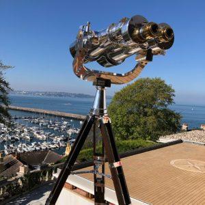 Binoculars, Telescopes, Magnifying Glasses, Periscopes
