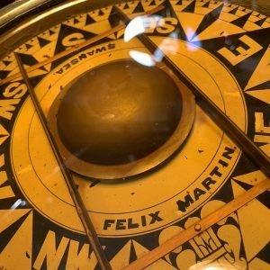 Felix Martin compass