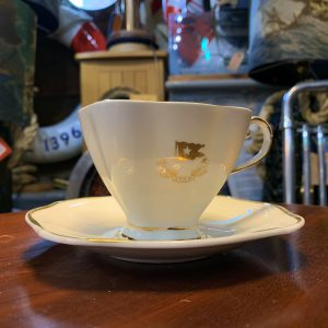 White Star Line, Original Mint Teacup and Saucer