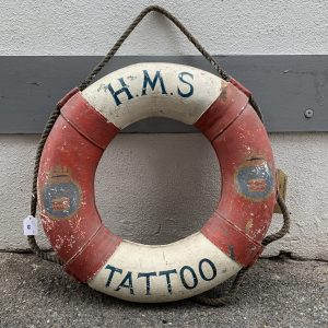 HMS Tattoo Life Ring