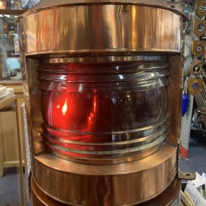 Navigation light.  Original.  Fully working