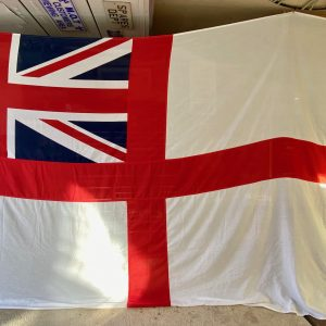 Royal Navy White (Battle Ensign)