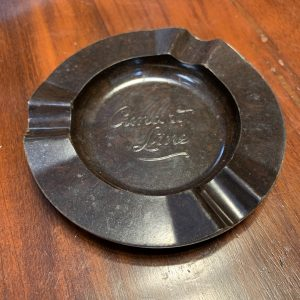 Cunard line bakerlite ashtray