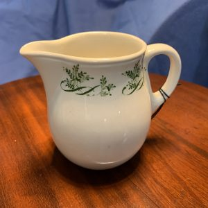 Windsor castle milk jug