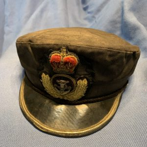 Officers cap.  Museum quality