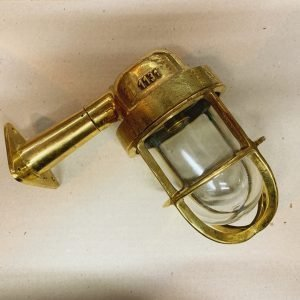 Passage Way Lights Brass