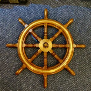 Ship's Helm (Wheel)