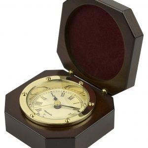 Nauticalia Clock in Wooden Box 2897