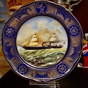 "Limited Edition Spode ""Persia"" collectors plate"