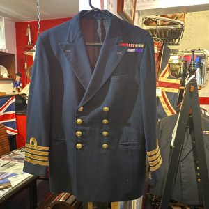 Royal Navy – Merchant Navy Uniforms – For Hire and For Sale