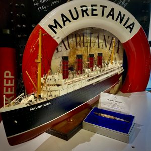 Hand Crafted Limited Edition Mauretania Pen