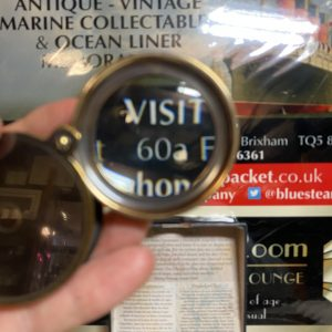 Authentic Models Discovery Glass – CO004 Magnifying Glass