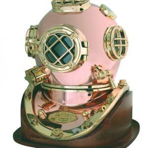 Nauticalia 7121 MkV US Diver's Helmet (Reproduction)