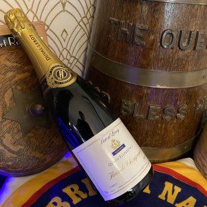 Very Rare Duval-Leroy Queen Elizabeth 2 Fleur de Champagne