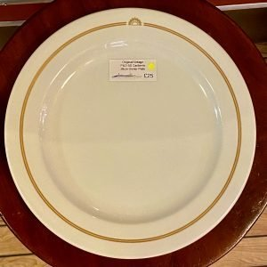 P&O SS Canberra 28cm Chinacraft Dinner Plate