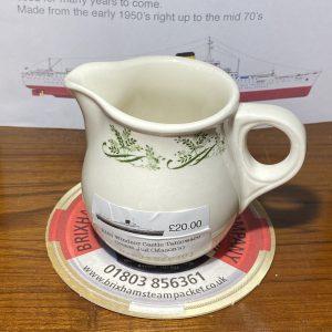 RMS Windsor Castle Small Cream Jug