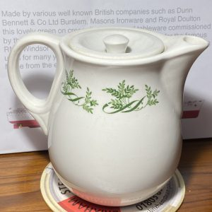 RMS Windsor Castle Small Coffee Pot