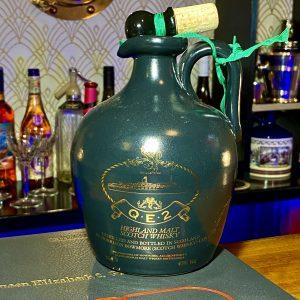 QE2 Highland Malt Scotch Whisky from Morrison Bowmore Distilleries