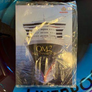 Special Commemorative Sailing Edition QM2 Brochure 2004