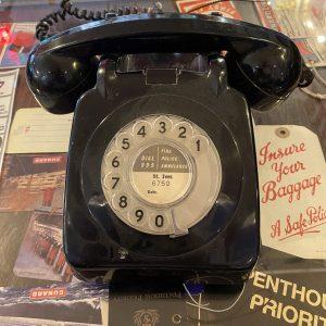 1970's GPO 706F Telephone