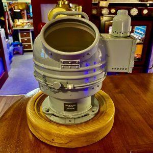 Royal Navy Binnacle Boat Compass Patent No 183 BNOS