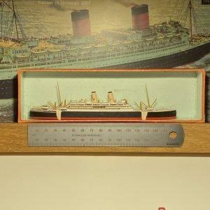 Bassett-Lowke Waterline Model Ship SS Oronsay The Orient Line