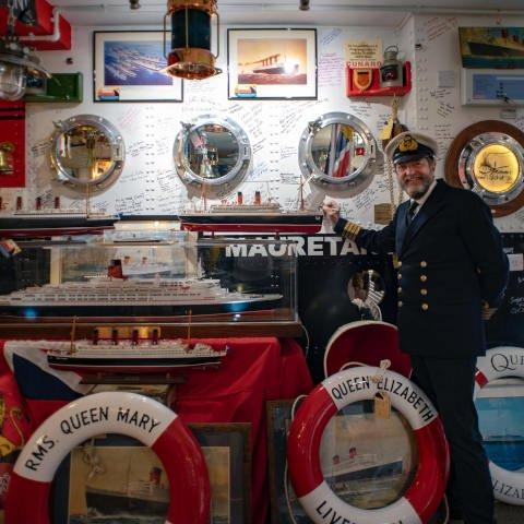 Marine Antiques & Ocean Liner Memorabilia