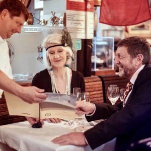 first class restaurant brixham
