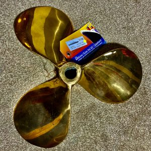 Bronze 14″ Boat Propellor BSPCo Ref: #14